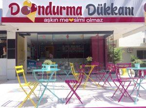 dondurma dükkanı antalya
